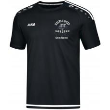 Uni Koblenz Shirt schwarz Jako