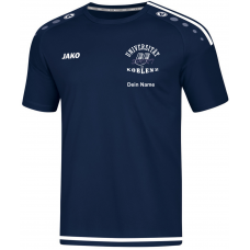 Uni Koblenz Shirt dunkelblau Jako