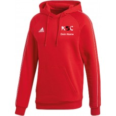 KSC adidas premium Hoodie rot