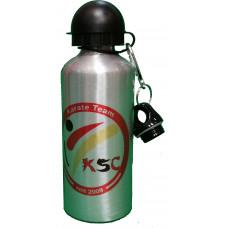 NEU: KSC Alu Trinkflasche