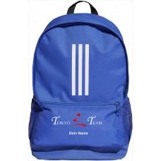Teikyo Teamz adidas Rucksack blau