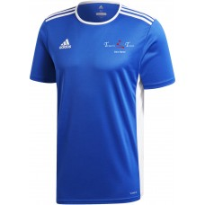 Teikyo Team  adidas  T-Shirt blau/weiß