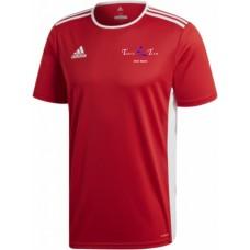 Teikyo Team  adidas  T-Shirt rot/weiß