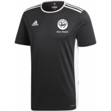 Karateverein Speicher adidas T-Shirt Schwarz/weiß