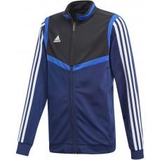 adidas Tiro 19 Polyesterjacke dark blue-weiß