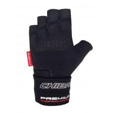 Chiba Premium Wristguard schwarz