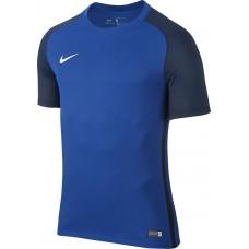 Nike Revolution IV Herren Kurzarm Trikot royal blue-schwarz
