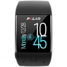 Polar M600 GPS Smartwatch mit Google Wear OS schwarz