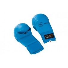 Tokaido Faustschutz ohne Daumen WKF Zugelassen blau